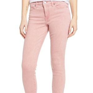 Lucky Brand Ava Skinny crop Jeans Mid Rise sz 6/28